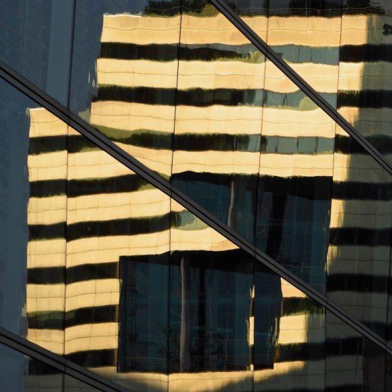 Dronken gebouwen
