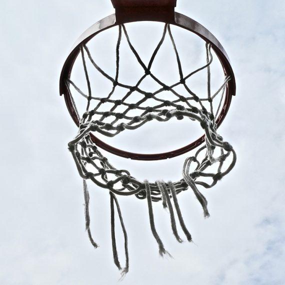 Kapotte baskets